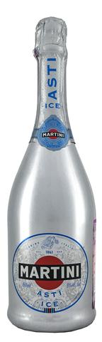 Вино Мартини Асти Айс игристое сладкое белое защищ.наимен.места происх. 0.75л.