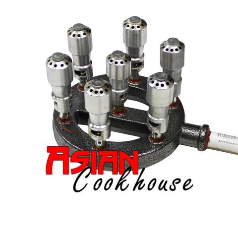 Форсунка газовая в печь