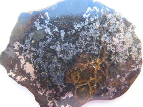 Железокаменный метеорит Bondoc