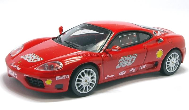Ferrari 360 Spider Eaglemoss Collections  1:43