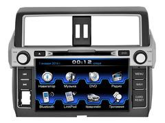 Штатная магнитола для Toyota Prado 150 13+ Incar CHR-2297