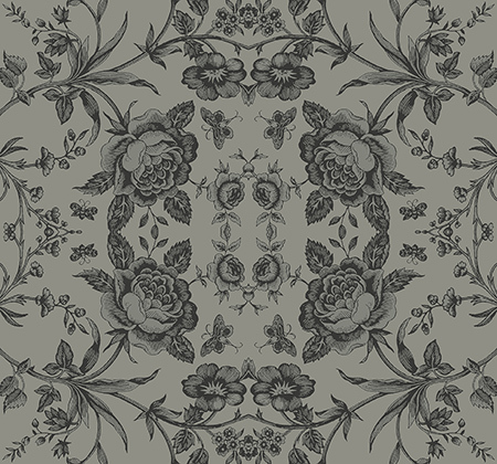 Обои Wallquest Black & White BW21600, интернет магазин Волео