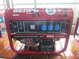 Генератор бензиновый Вепрь АБП 4-230 ВФ-БСГ - фотография