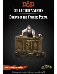 D&D Collector`s Series: Durnan of the Yawning Portal