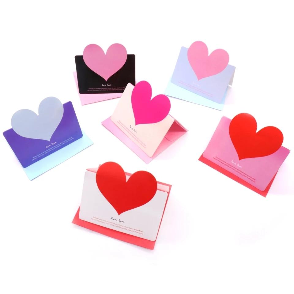 Картинки, открытки с конвертом и сердечками