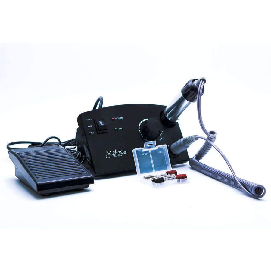 Машинка для маникюра и педикюра LX-868, 35 Вт (35000 об./мин.) фото