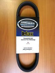 Ремень вариатора ULTIMAX MAX1062M3  1108 мм х 35 мм  ARCTIC CAT 0227-006, 0227-032, 0227-103