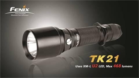 Фонарь Fenix TK21 (Cree U2, 468 лм) U2 Limited Edition