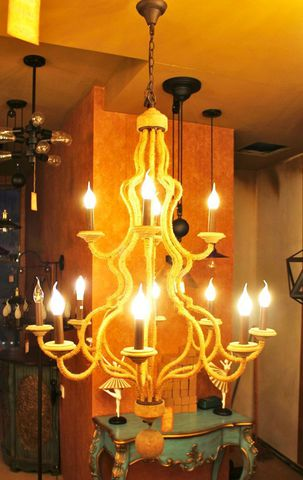 vintage chandelier  50-71 ( by Funky Vintage )