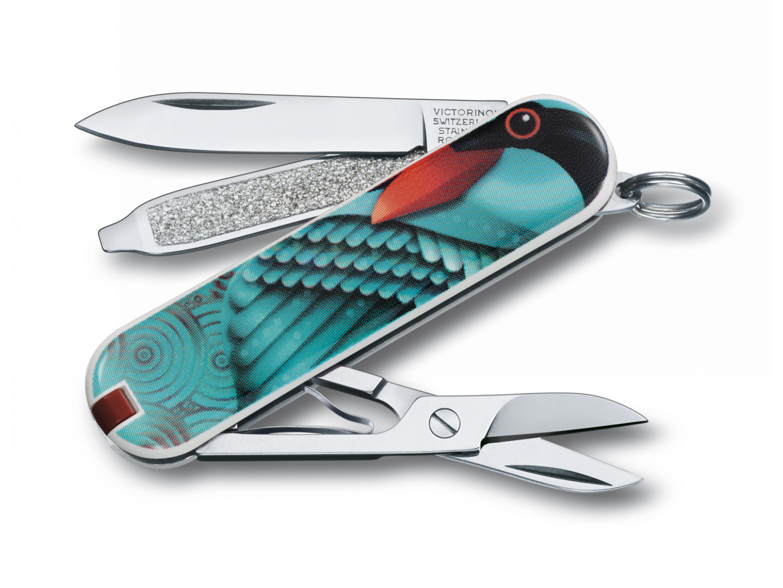 "Classic ""Spread Your Wings"", limited edition Victorinox (0.6223.L1208)"