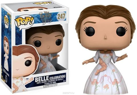 Фигурка Funko POP! Vinyl: Disney: Beauty & The Beast 2017: Celebration Belle 12473
