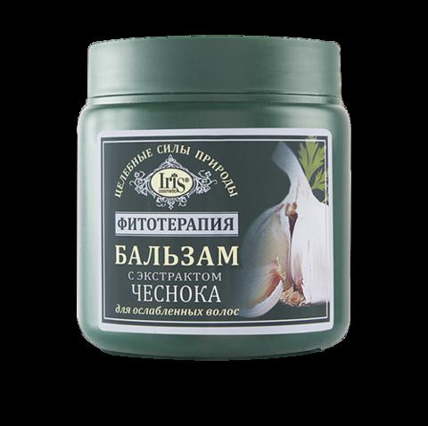 Iris Фитотерапия Бальзам с экстрактом чеснока 500 мл