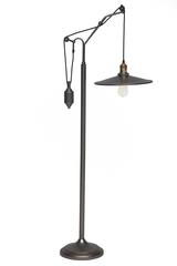 Напольная лампа Secret De Maison Лофт (LOFT)175F — античныйхром