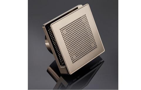 Вентилятор накладной Vortice Punto Evo ME 100/4 LL YELLOW GOLD (двухскоростной)