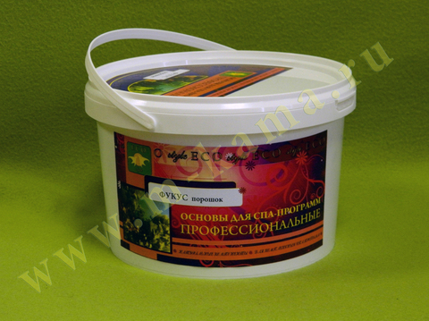 ФУКУС МИКРОНИЗИРОВАННЫЙ ПОРОШОК 1 кг