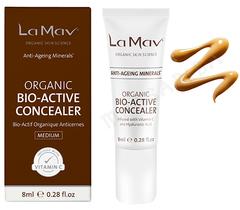 Биоактивный антивозрастной консилер, оттенок Medium, La Mav