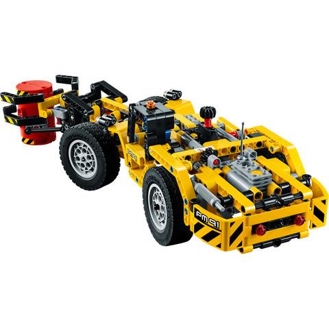LEGO Technic: Карьерный погрузчик 42049