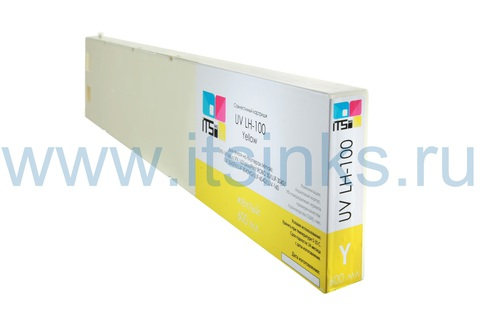 Картридж для Mimaki LH-100 Yellow 600 мл