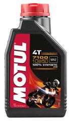 Моторное масло MOTUL 7100 4T SAE 10W50