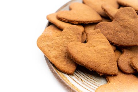Печенье имбирное