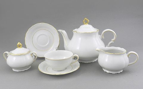 Сервиз чайный 15 предметов Верона Leander