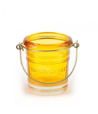 Подсвечник для вотива желтый, Yankee Candle