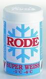 Мазь лыжная Rode P28 синяя (-1/-4) 45гр