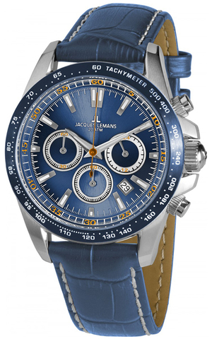Купить Наручные часы Jacques Lemans 1-1836B по доступной цене