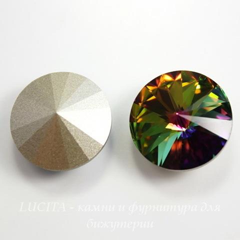 1122 Rivoli Ювелирные стразы Сваровски Crystal Vitrail Medium (SS47) 10,54-10,9 мм