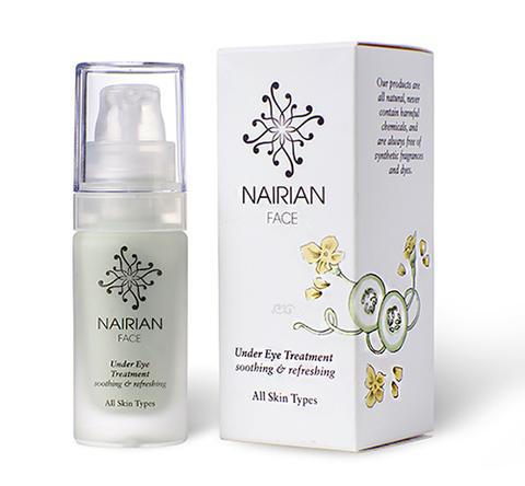 Успокаивающий крем для кожи вокруг глаз, Nairian