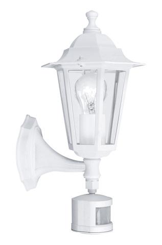 Уличный светильник с датчиком движения Eglo LATERNA 5 22464