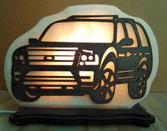 Солевая лампа Машина 3-4 кг