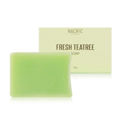 Очищающее мыло NACIFIC Fresh Tea Tree Soap 100g
