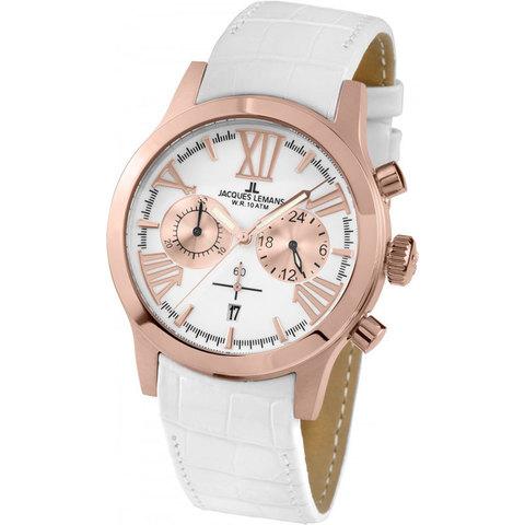 Купить Наручные часы Jacques Lemans 1-1809D по доступной цене