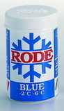 Мазь лыжная Rode P30 синяя (-2/-6) 45гр