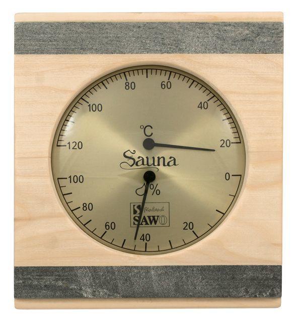 Термометры и гигрометры: Термогигрометр SAWO 281-THRA