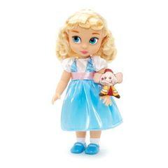 Кукла малышка Золушка 40 см  Перевыпуск 2017 г.- Cinderella, Disney Animators' Collection
