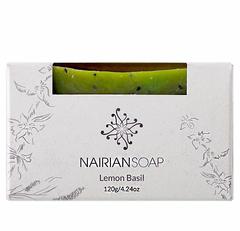 """Мыло """"Лимонный базилик"""", Nairian"""