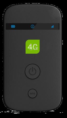 ZTE MF90+ Tele-2 2G/LTE/Wi-Fi Мобильный роутер