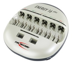 Зарядное устройство ANSMANN Energy16 Plus