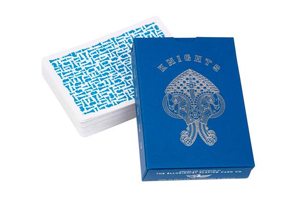 карты Ellusionist Blue Knights