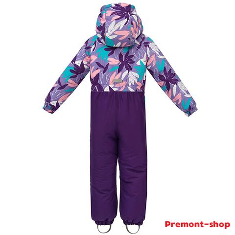 Демисезонный комбинезон для девочек Premont Парк Грос Морне SP71130
