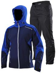 Костюм мембранный Noname Camp Endurance 2016 финский мужской blue-black