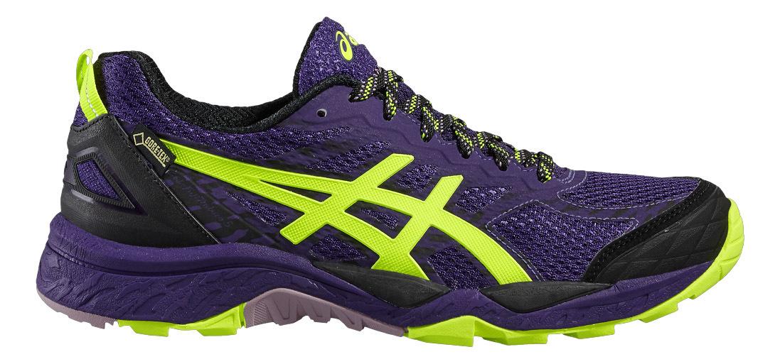 Водонепроницаемые кроссовки для бега для женщин Asics GEL-Fujitrbuco 5 с мембраной G-T