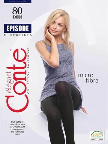 Женские колготки Episode 80 XL Conte