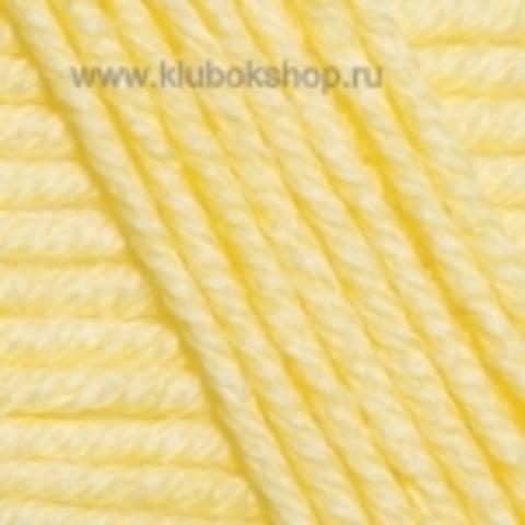 Пряжа Creative YarnArt Светло-желтый 224