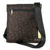 Мужская сумка планшет Calvin Klein A5 Brown 002
