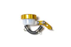 Тормозной бачок для мотоцикла универсальный Золотой