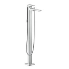 Напольный смеситель Hansgrohe Metropol для ванны 74532000 (с рукояткой петлей)