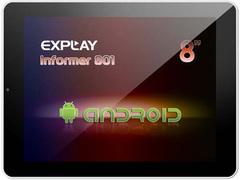 Планшет Explay Informer 704 на запчасти